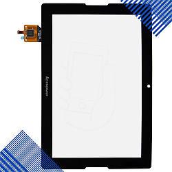 Тачскрин (сенсор) Lenovo A7600 (A10-70) IdeaTab, цвет черный