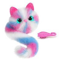 Pomsies S4 Интерактивная кошечка Пеппер 02246-P Pepper Kitten Pet