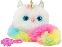 Pomsies S4 Интерактивный единорог единорожек Луна 80745 Luna unicorn Pet
