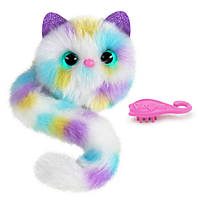 Pomsies S4 Интерактивная кошечка Конфетти фунфетти 02246-F Funfetti Kitten Pet