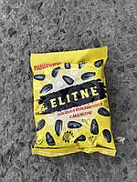 Насіння соняшнику  смажене ELITNE в упаковці ТМ Горобчик 150 гр.