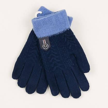 Оптом рукавички для хлопчиків на 5-7 років - 19-7-54, фото 3