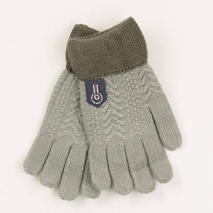 Оптом рукавички для хлопчиків на 5-7 років - 19-7-54, фото 2
