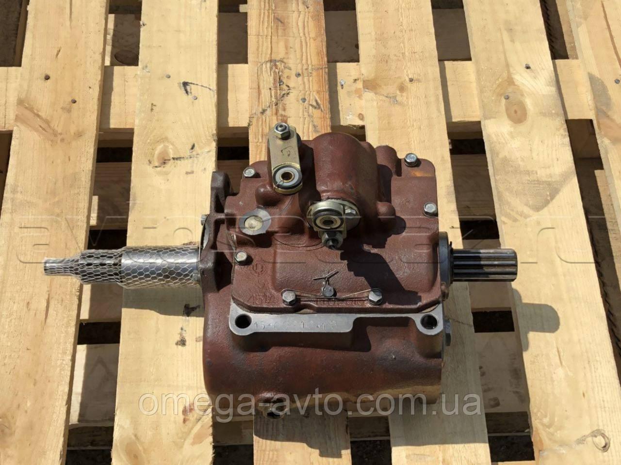 КПП УАЗ-452 ОРИГИНАЛ 452-1700010-11 (пр-во УАЗ)