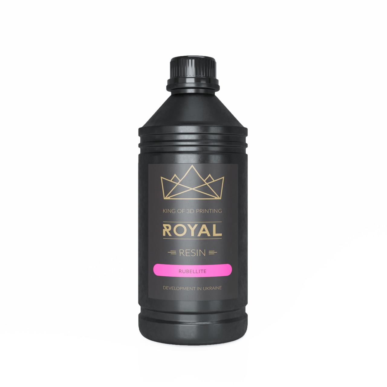 ROYAL RESIN: RUBELLITE - гнучкий високоточний 405нм