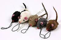 Брелки подвески мышки темные для мобильного телефона, рюкзака