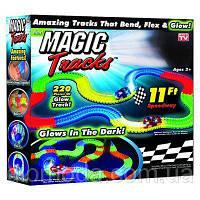 Трек-конструктор Magic Tracks 220 элементов