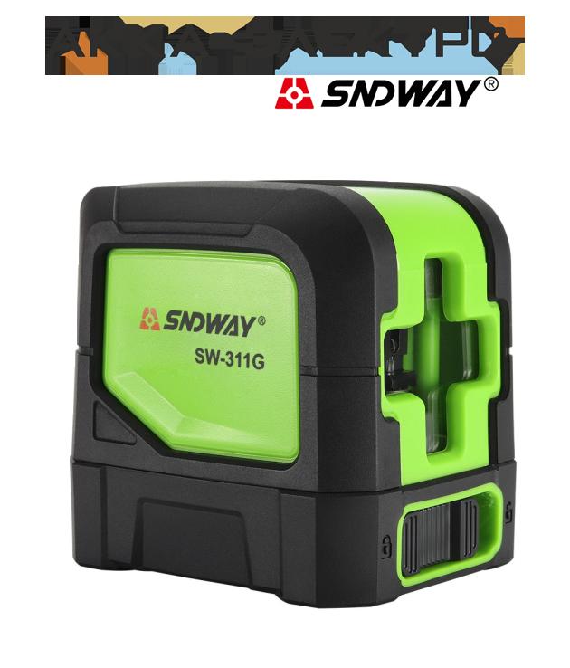 Лазерний рівень нівелір) SNDWAY SW-311G