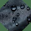 Зонт наоборот, Синий с узором    Up-brella (анти-зонт), фото 3