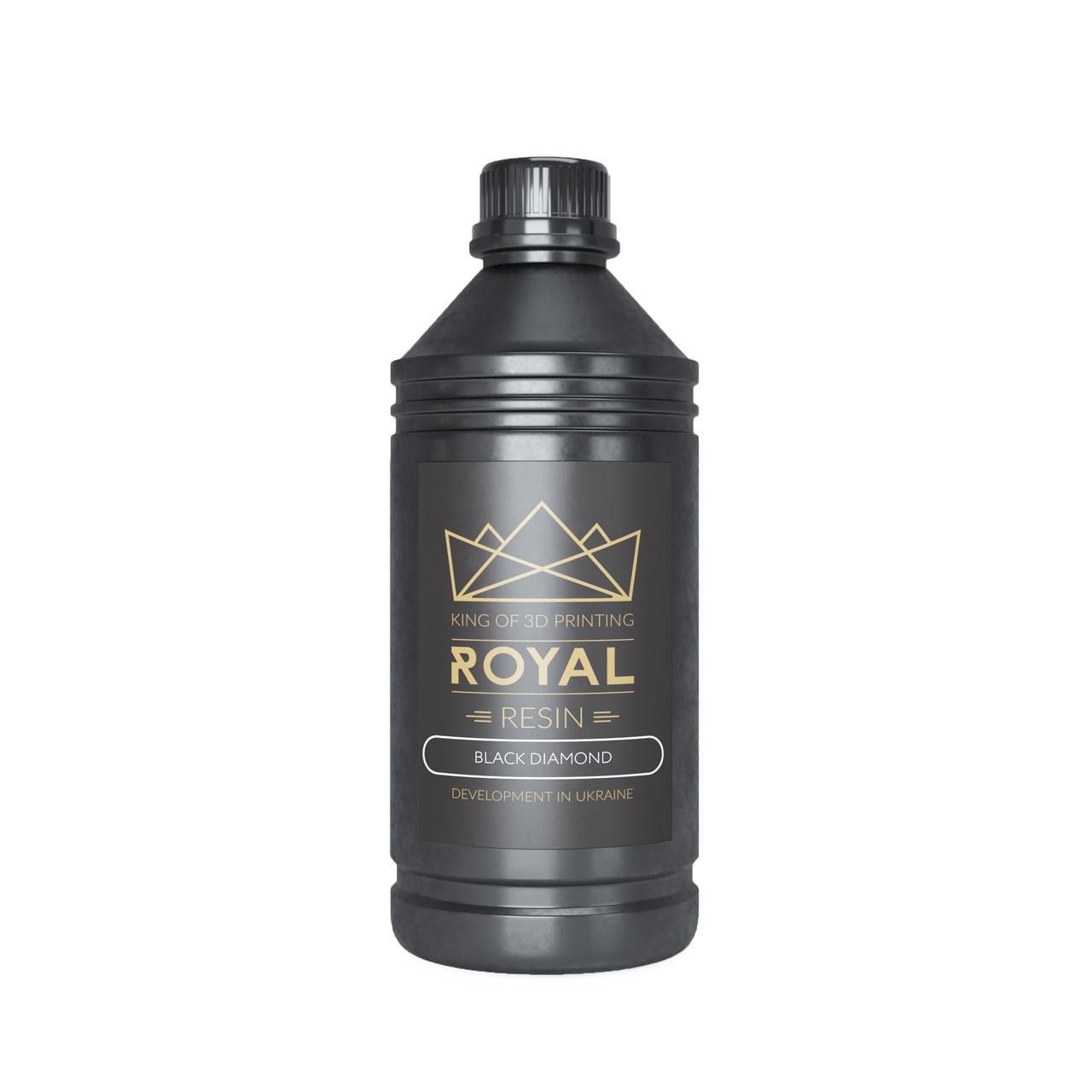 ROYAL RESIN: BLACK DIAMOND - надміцний конструкційний 405нм