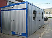 Блочно-модульная котельная (газ) 600кВт