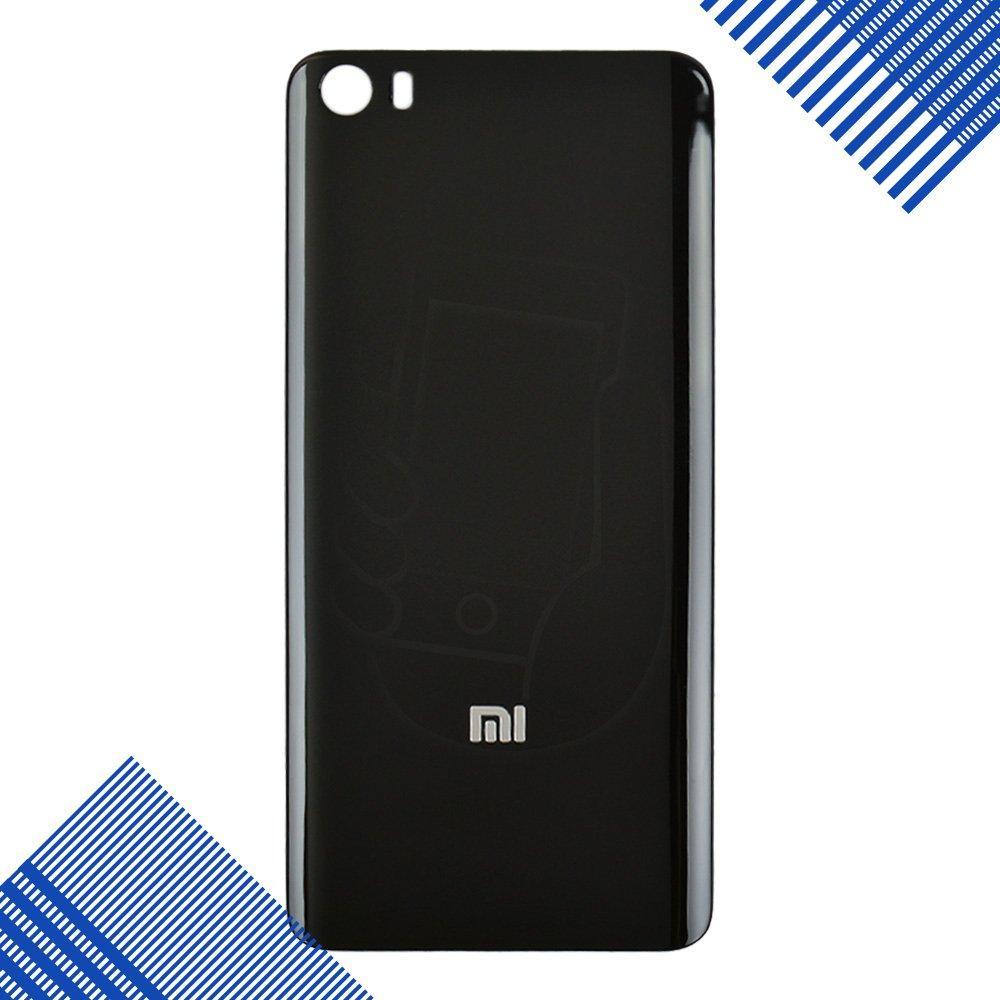 Задняя крышка Xiaomi Mi5, цвет черный
