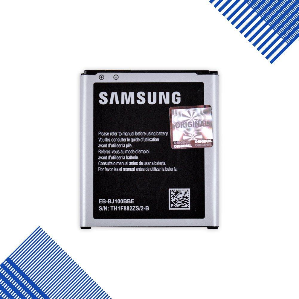 Аккумулятор для Samsung Galaxy J1 Duos, J100 (BE-BJ100CBE, BE-BJ100BBE, 37283)