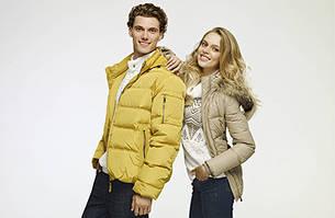 Верхній одяг для чоловіків і жінок