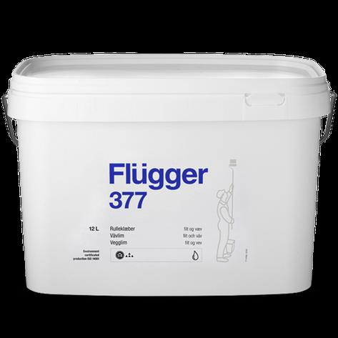 """Готовый клей ТМ """"Flugger"""" 377 Adhesive Roll-on - 5,0 л., фото 2"""