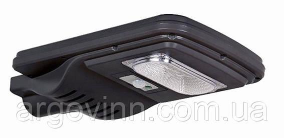 LED вуличний світильник на сонячній батареї VARGO 30W 6500К (VS-701 335), фото 1