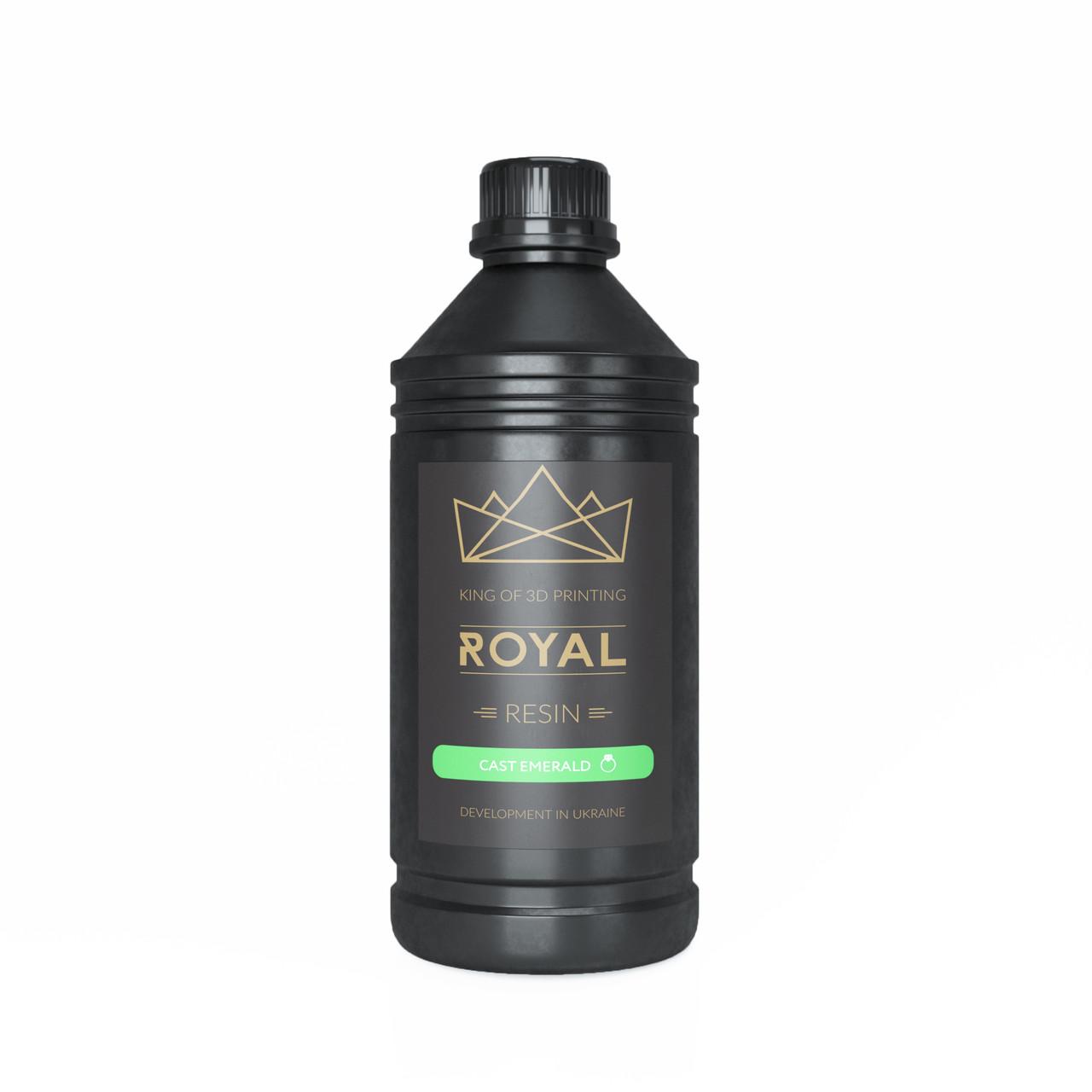 ROYAL RESIN: CAST JEWELLERY - ювелірний вигораємий