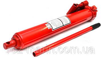 Цилиндр гидравлический 8т для подкатного крана-съемника двигателя 2т
