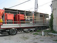 Блочно-модульная котельная 300кВт  (на твердом топливе)