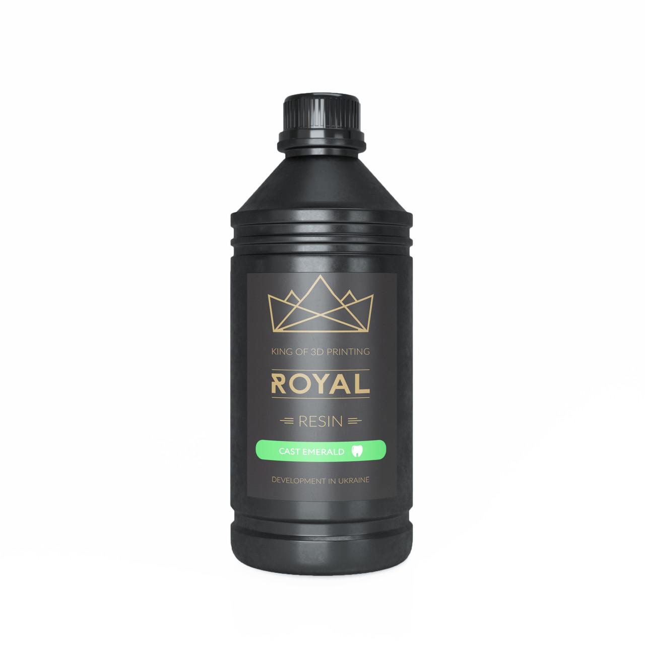 Royal Resin: Cast Emerald Dental - cтоматологічний вигораємий 1л FORM
