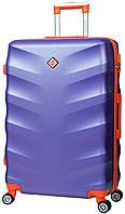 Дорожный чемодан на колесах Bonro Next Фиолетовый Большой