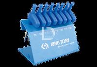 Набор ключей TORX. T5-T20. 8 пр. KING TONY