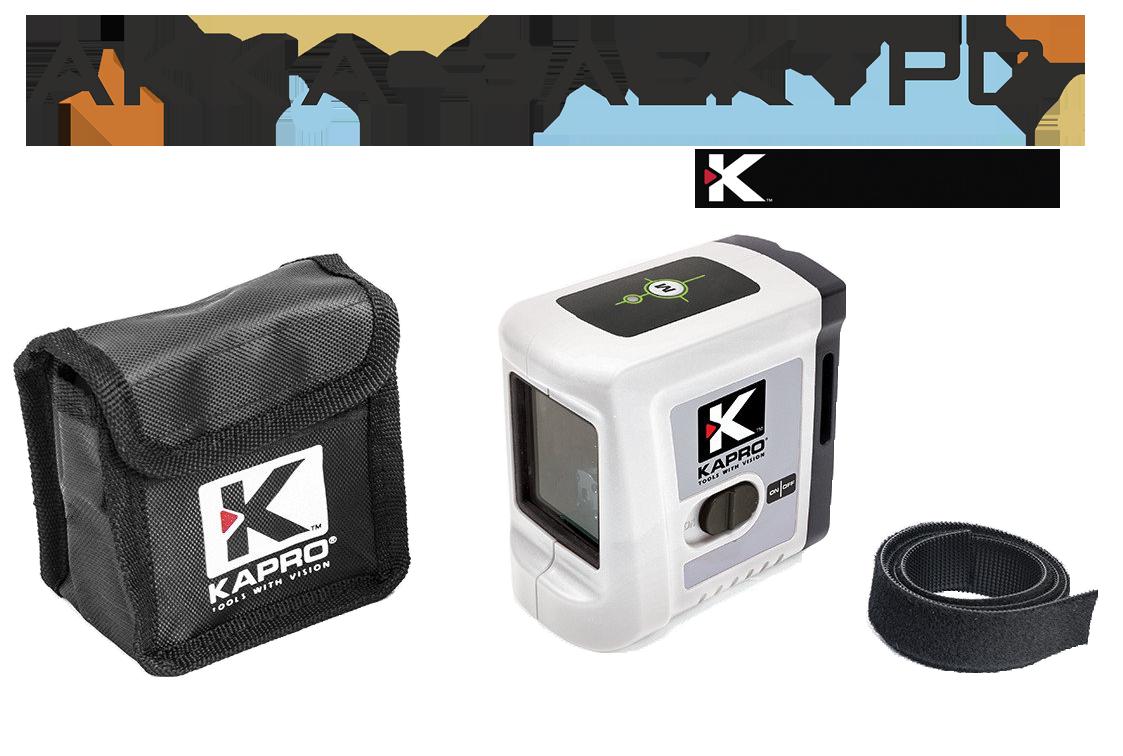 Уровень лазерный Kapro (862G)