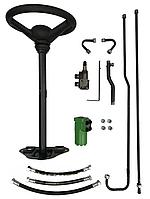 Комплект переоборудования под насос дозатор Т150 (гидроруль вместо ГУРа)/ Переделка под насос дозатор т150