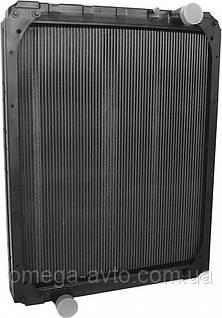 Радиатор КАМАЗ 6520 (4-х рядный) (пр-во ШААЗ)