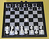 Шахи, шашки, нарди 25х25 см. IG-38810
