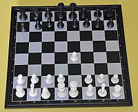 Шахи, шашки, нарди 25х25 см. IG-38810, фото 1