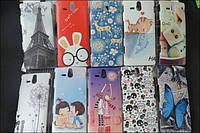 Чехол Cartoo design hard case cover for Ipad Mini Girl # 2