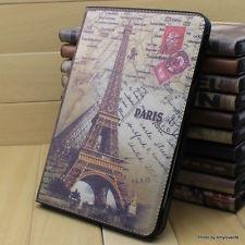 Чехол Cartoo design hard case cover for Ipad Mini Paris