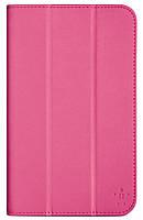 Чехол для планшета BELKIN Tri-Fold Cover Stand Galaxy Tab 3 7.0 Pink (F7P120vfC02)