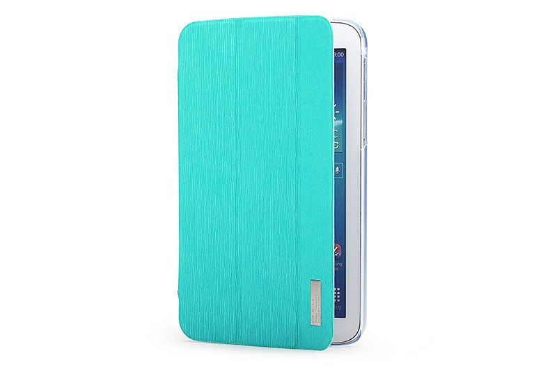Чехол для планшета Rock Elegant Series for Samsung Galaxy Tab 3 7.0 T2100 / T2110 Blue