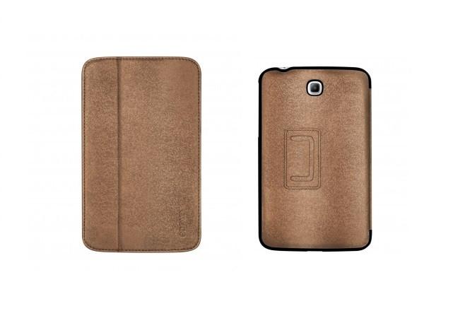 Чехол для планшета ODOYO GLITZ COAT Galaxy TAB3 7.0 SADDLE BROWN - Модный Магазин в Хмельницком
