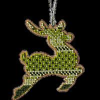 Набор для вышивания бисером по дереву FLK-226