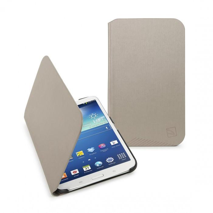 "Чехол для планшета Tucano TAB-MS38-G Macro Galaxy Tab 8 марта ""Gray"