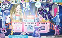 Замок Пони свет, музыка