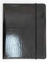 "Чехол для планшета Lagoda BOOK 9.7 ""for Ipad Black Crocodile"