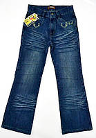 Детские джинсовые брюки