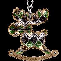 Набор для вышивания бисером по дереву FLK-225