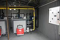 Крышная котельная 700кВт с гарячим водоснабжением