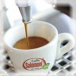 Новая поставка ТМ Salomoni! 100% органический кофе!