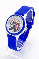 Детские наручные часы Капитан Америка (код: 17046)
