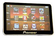 """Автомобильный GPS навигатор 5"""" Pioneer D910 8Gb FM трансмиттер"""