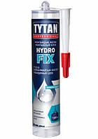 """Жидкие гвозди на водной основе ТМ """"TYTAN"""" Hydro FIX (прозрачные) - 310 мл."""