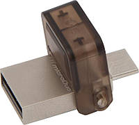 Flash карта USB 16GB Kingston DT MicroDuo OTG (DTDUO / 16GB)