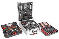 Универсальный набор инструментов в чемодане 187 предметов( POLAND)
