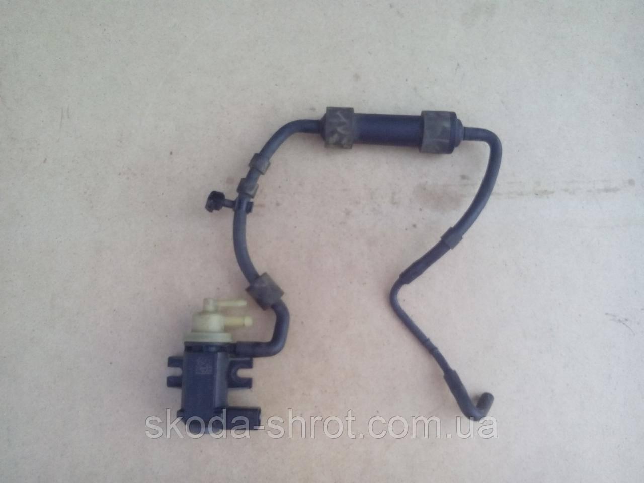 Клапан управління турбіни 1K0 906 627 B Skoda Octavia 1.6 1K090627B